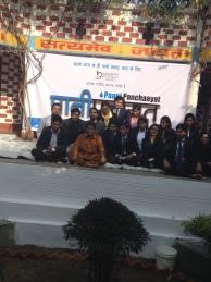 IMS Students with Dr. Kiran Bedi to Support Paani Panchayat 1