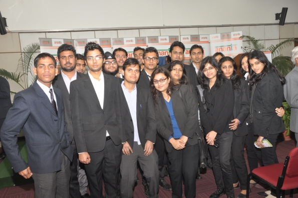 PGDM Students of IMS Ghaziabad Participated in the Seminar on Toxic Polution in India organized by ASPEN Institute in New Delhi