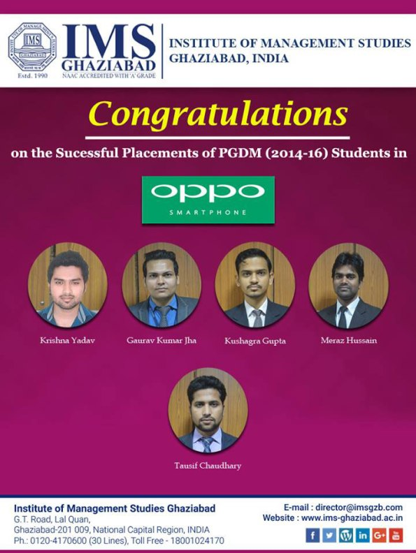 Oppo-Mobile-hired-IMSians
