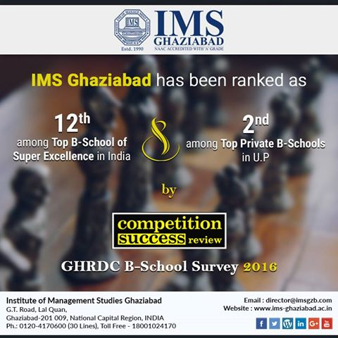 ims-ghaziabad-ranking-by-competition-success-review
