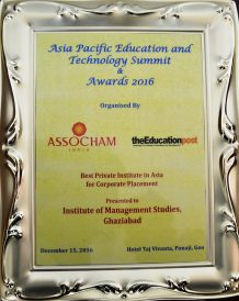 best-private-institute-in-asia-for-corporate-placements-2016