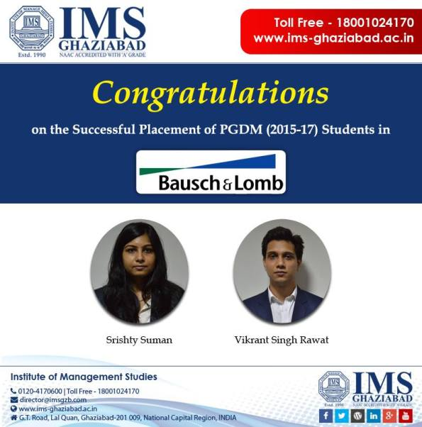 Baush-Lomb-hired-pgdm-ims