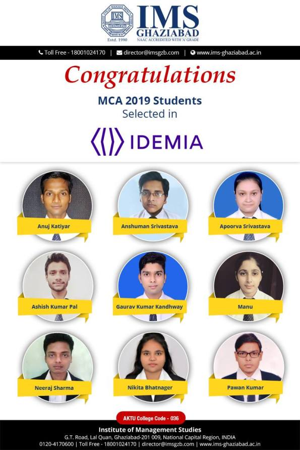 """IDEMIA"""" – A French Multinational Company & Global Leader in"""